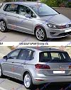 VW GOLF SPORTSVAN 14-18