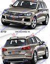 VW TOUAREG 10-14