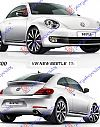 VW NEW BEETLE 11-16