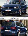 VW TOURAN 10-15