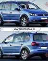 VW CROSS TOURAN 10-15