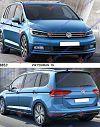 VW TOURAN 15-