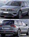 VW TIGUAN ALLSPACE/XL 17-