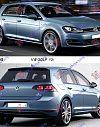VW GOLF VII 13-16
