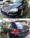 VW GOLF V VARIANT 07-09